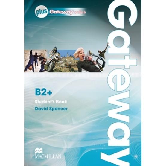 Gateway B2+ Students book