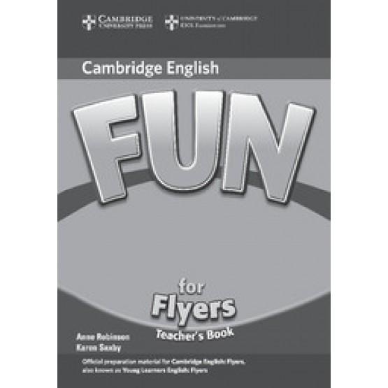 Fun for flyers teacher's book second edition
