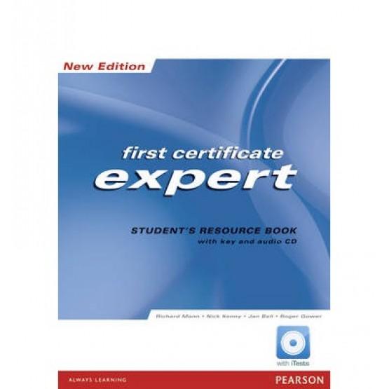 First certificate expert - student's resource book
