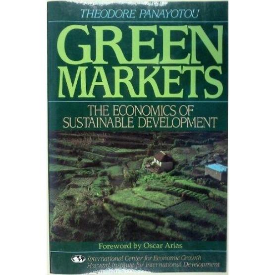 Green Markets the economics of sustainable development