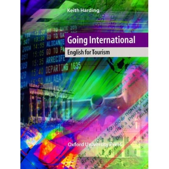 Going International English for Tourism  Harding
