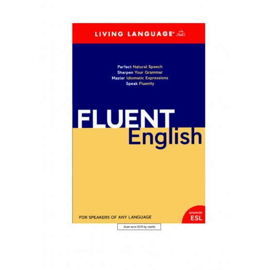 Fluent English complete course with audio cd