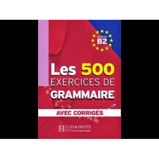 Grammaire du Francais 500 exercices