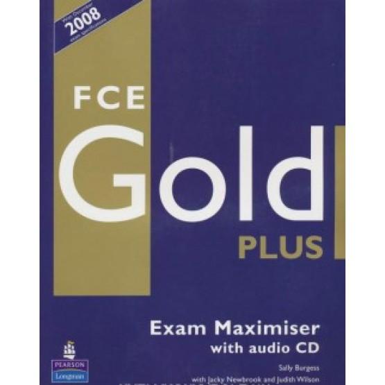 FCE GOLD Plus - Exam Maximiser with key