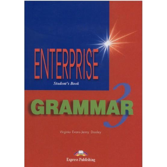 Enterprise grammar 3 Student's Book