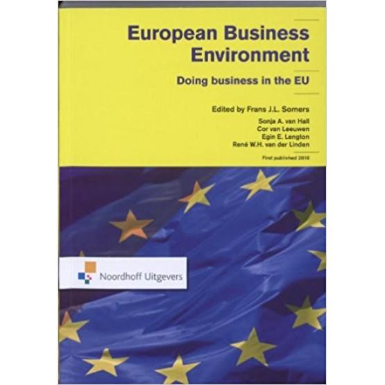 European Business Environment, 1st edition