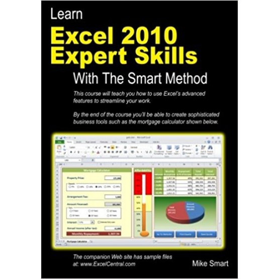 Excel 2010 Expert Skills