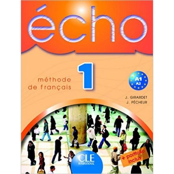 Echo 1 - Méthode de français - A1-A2