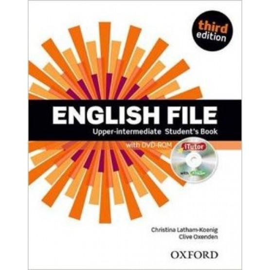 English file upper intermediate student's book