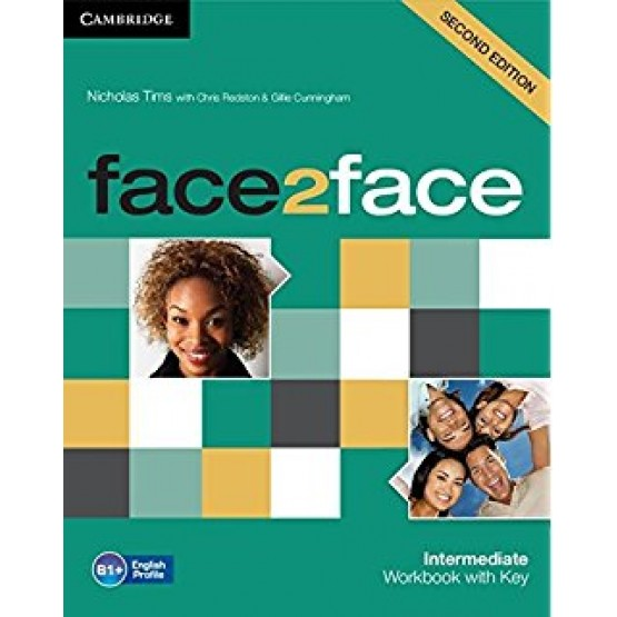 Face 2 face intermediate workbook