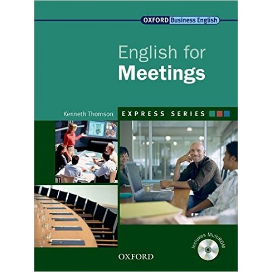 English for meetings express series