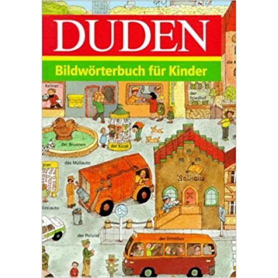 DUDEN - Bildwörterbuch Für Kinder