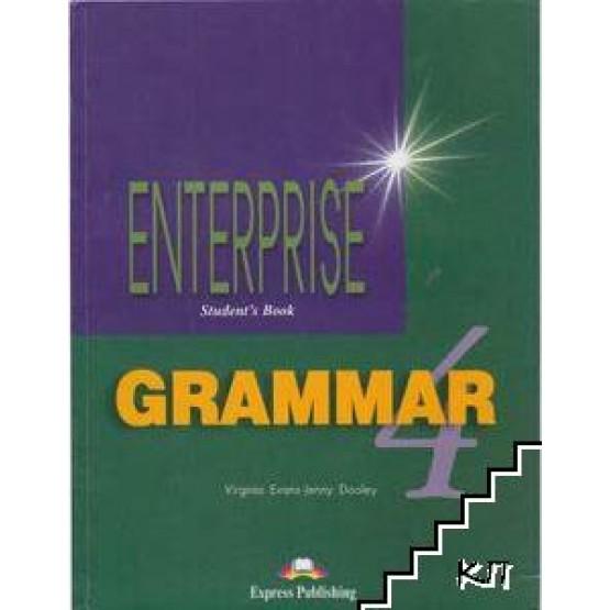 Enterprise grammar 4 student's book