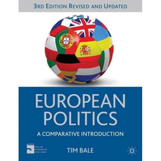 European politics Tim Bale