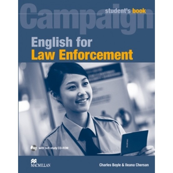 English for Law Enforcement Student's book