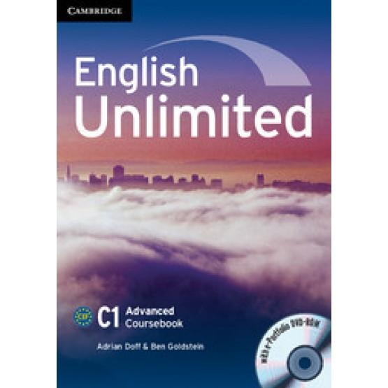 English Unlimited C1 advanced Coursebook
