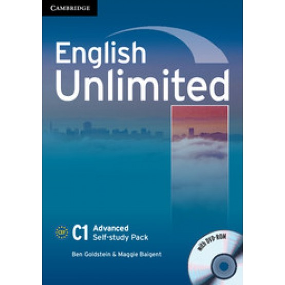English Unlimited C1 advanced Self-study Pack