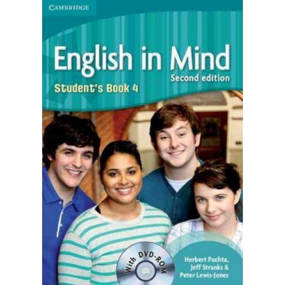 English in mind second edition student's book 4