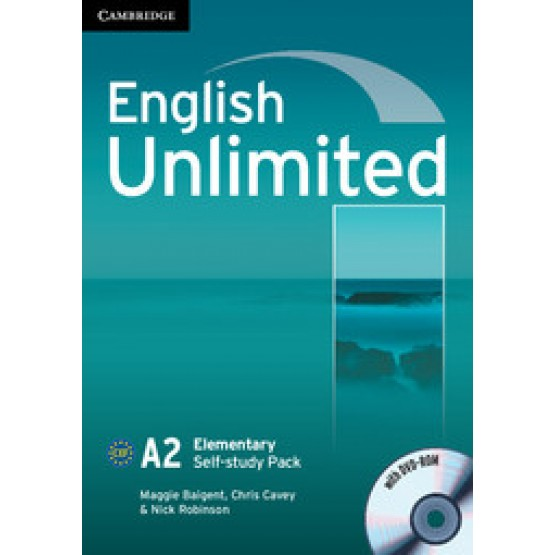 English Unlimited A2 Elementary self-study
