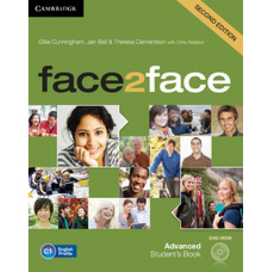 Face2face Advanced Student's book