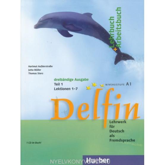 Delfin, Lehrbuch und Arbeitsbuch