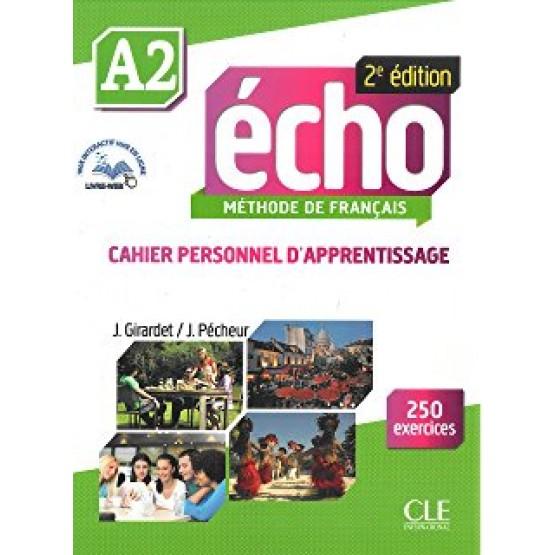 Echo 1 - Méthode de français - A2