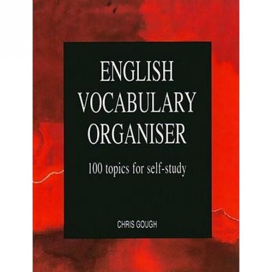 English vocabulary organiser 100 topics for self study