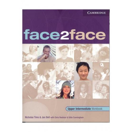 Face 2 Face Upper Intermediate Workbook
