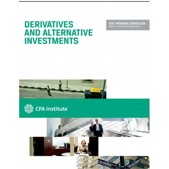 Derivatives and Alternative Investments Vol 6
