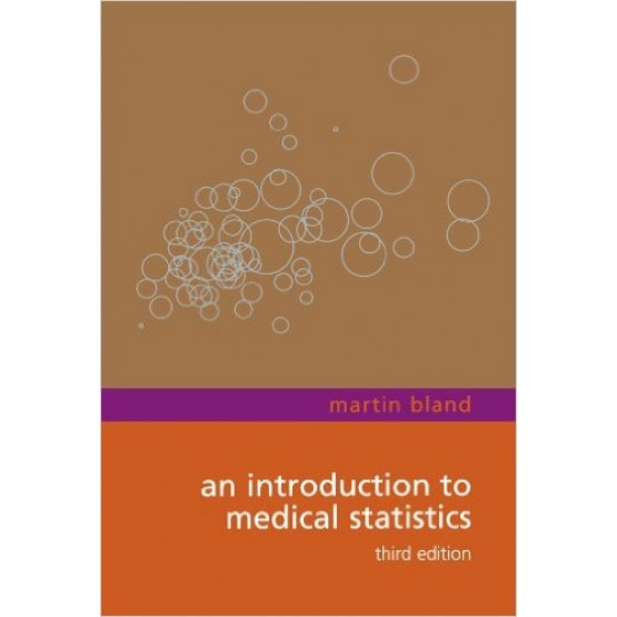 An Introduction to Medical Statistics Third Edition Martin Bland
