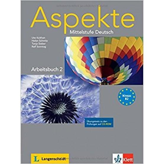 Aspekte Mittelstufe Deutsch Arbeitsbuch 2