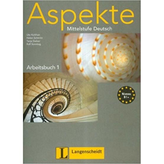 Aspekte Mittelstufe Deutsch Arbeitsbuch 1