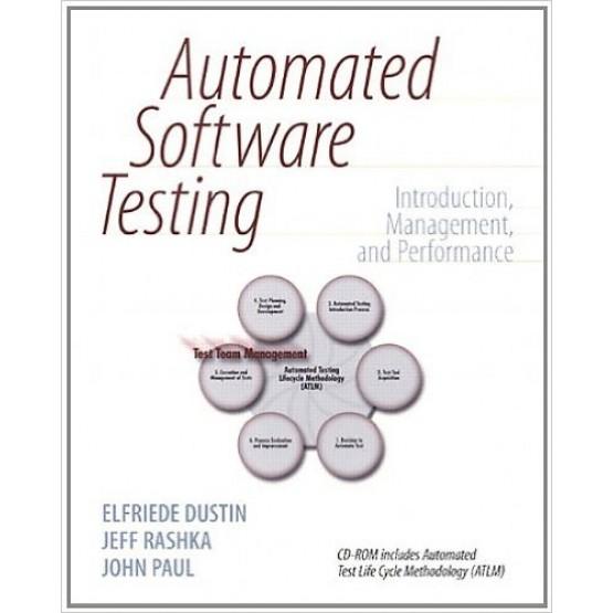 Automated Software Testing Dustin Rashka Paul