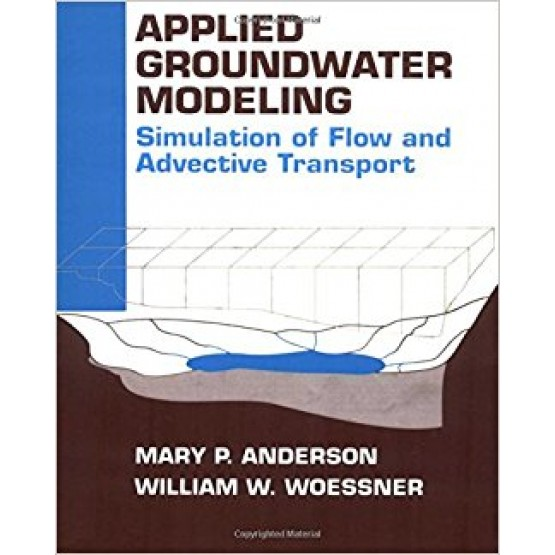Applied Groundwater Modeling Anderson Woessner