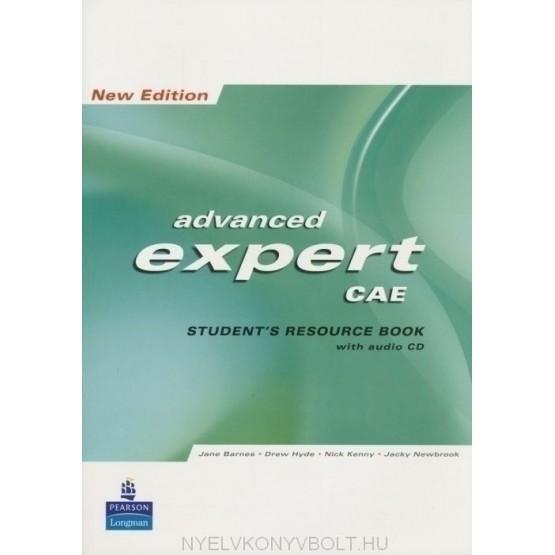 Advanced expert CAE Student's Resource book